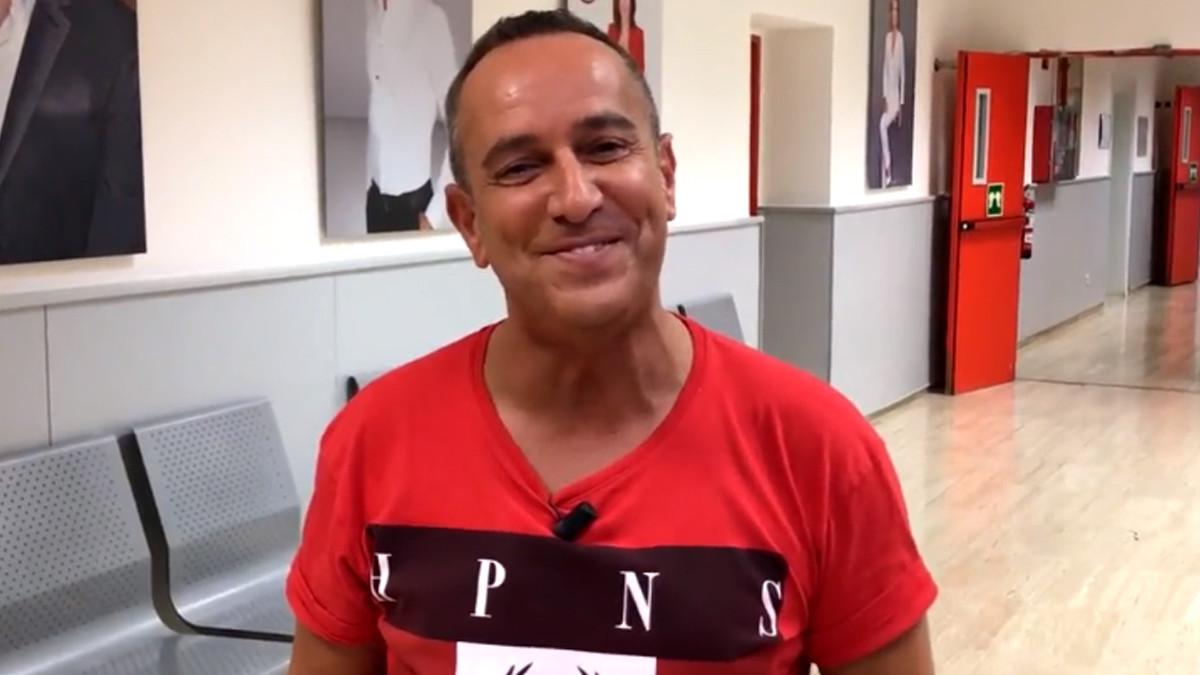 Victor Sandoval se pondrá un Balón Gástrico en Livet