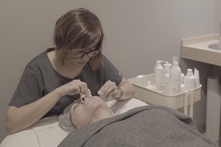 Los mejores tratamientos faciales post -verano