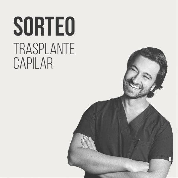 Sorteo – trasplante capilar
